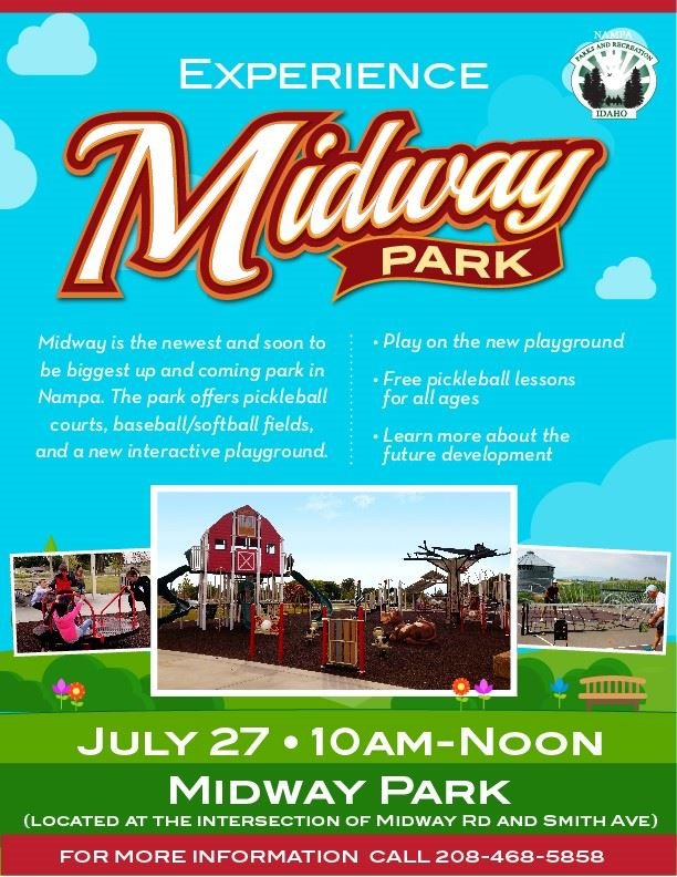 Experience Midway Park July 27