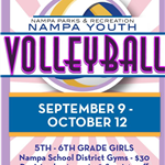 Nampa Youth Volleyball
