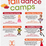 Fall Dance Camps 2019_eflyer