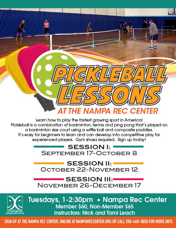 Pickleball Lessons Fall 2019_eflyer