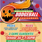 Coed Halloween Dodgeball Tournament 2019_eflyer