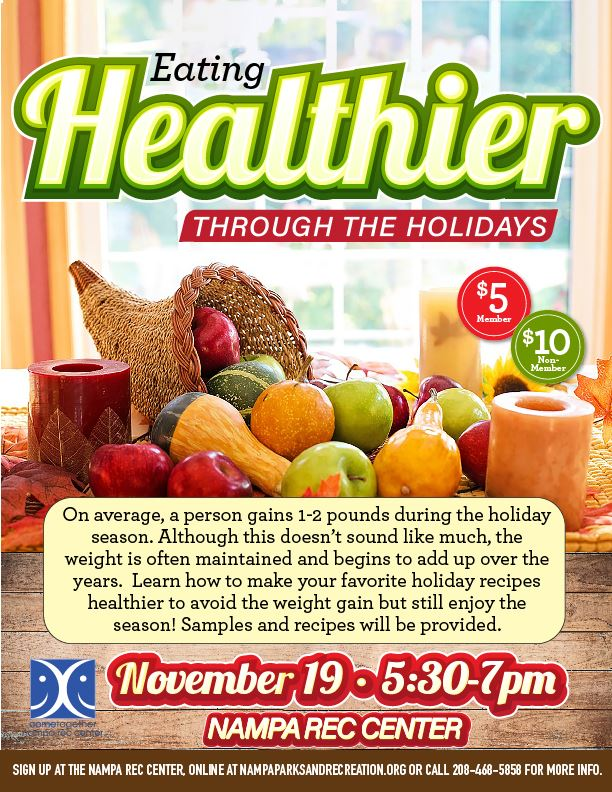 Eating Healthier Through the Holidays_eflyer