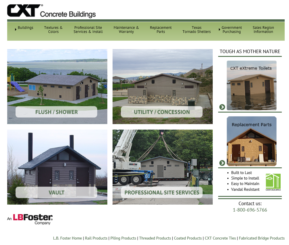 CXT Concrete Buildings
