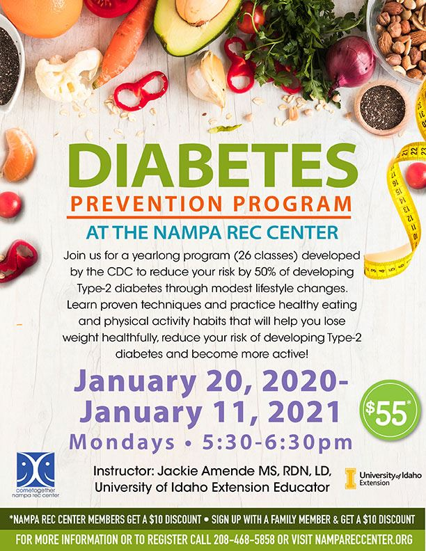 Diabetes Prevention Flyer_eflyer