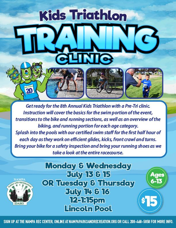 Kids Triathlon-Training Clinic 2020_eflyer
