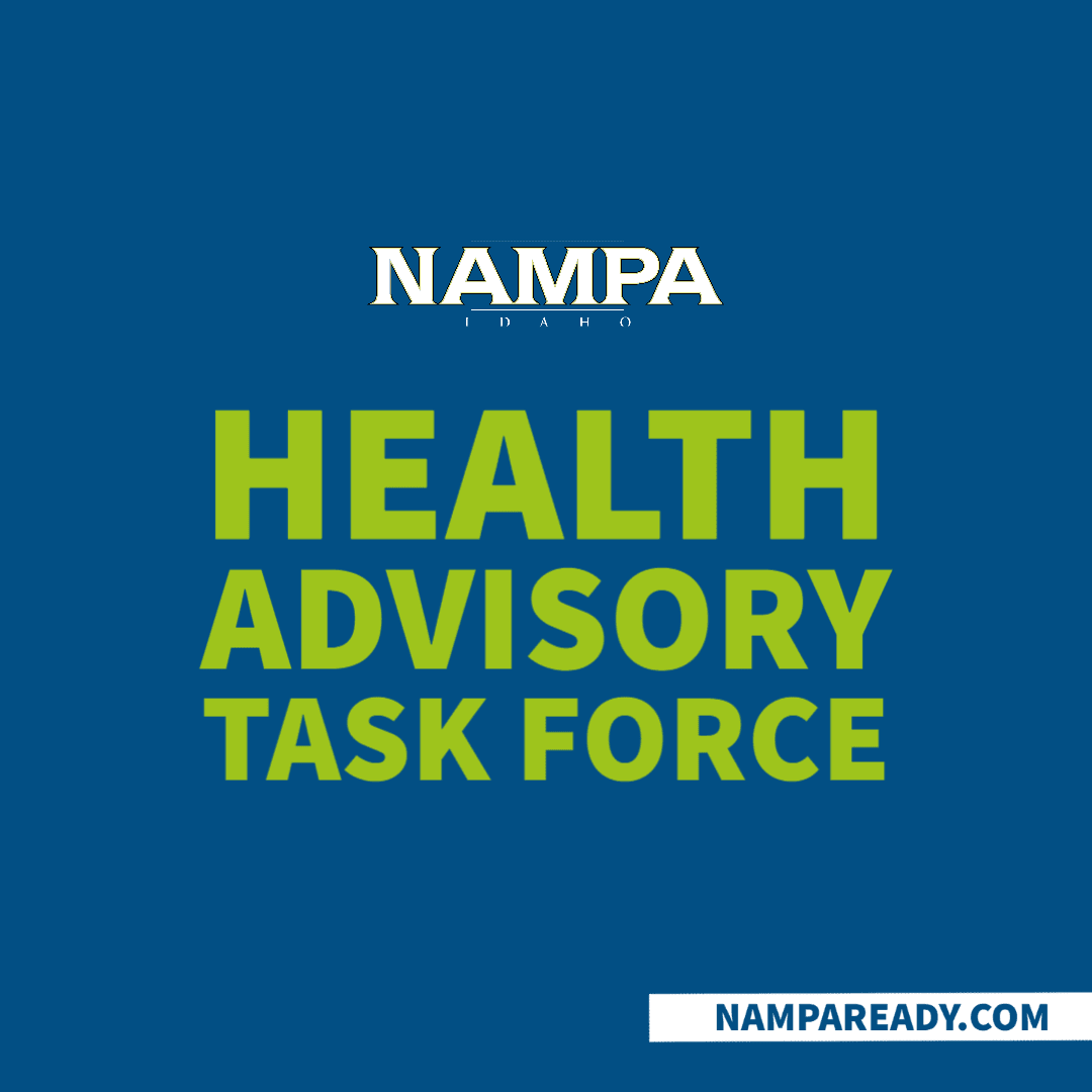 Introducing Nampa's Health Advisory Task Force