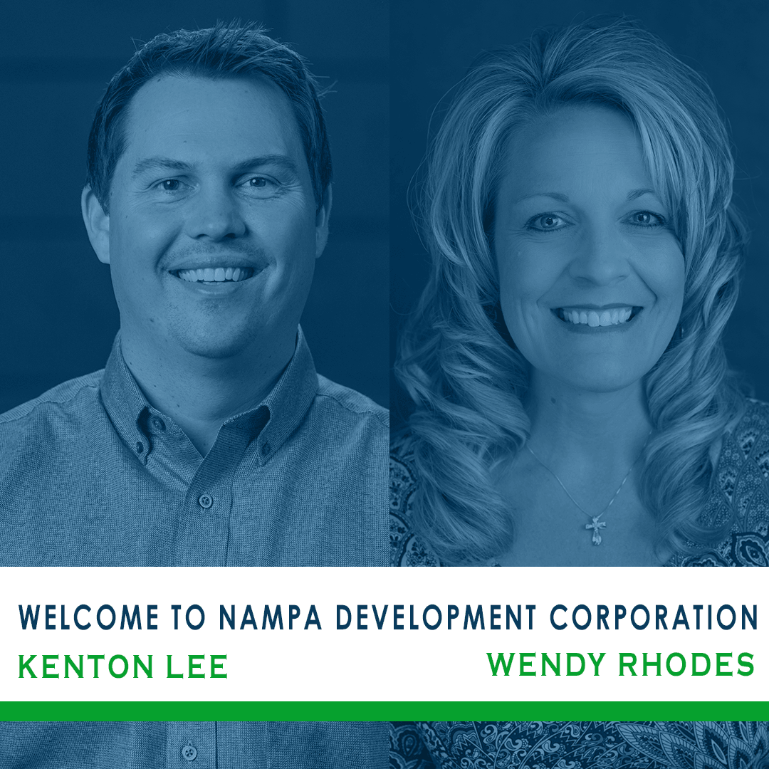 Welcome Kenton and Wendy