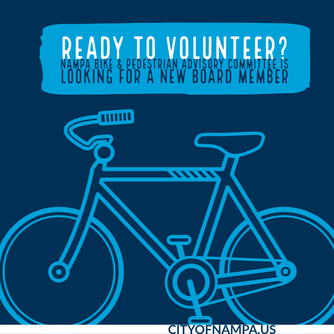 BIKE COMMITTEE VOLUNTEER