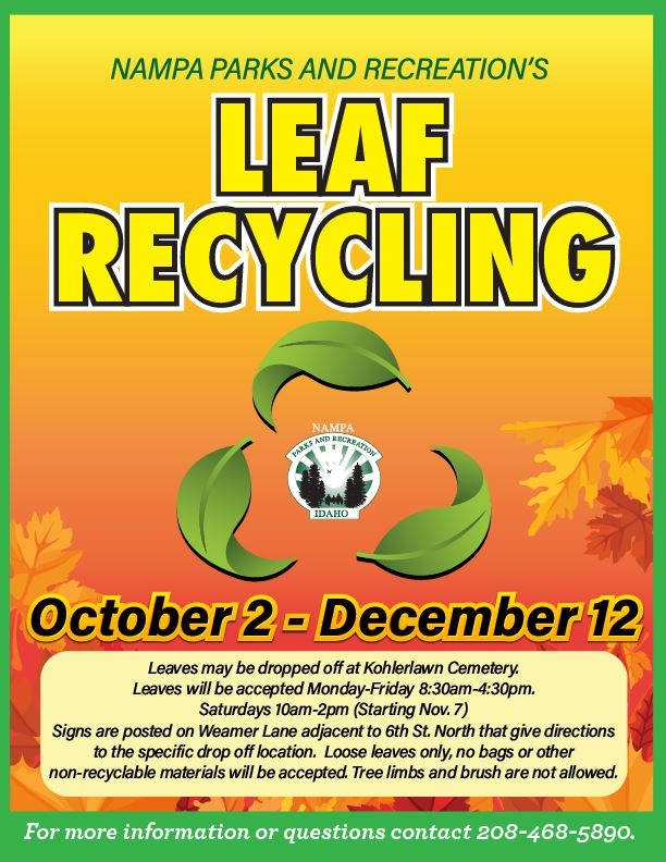 10132020 Leaf Recycling 2020