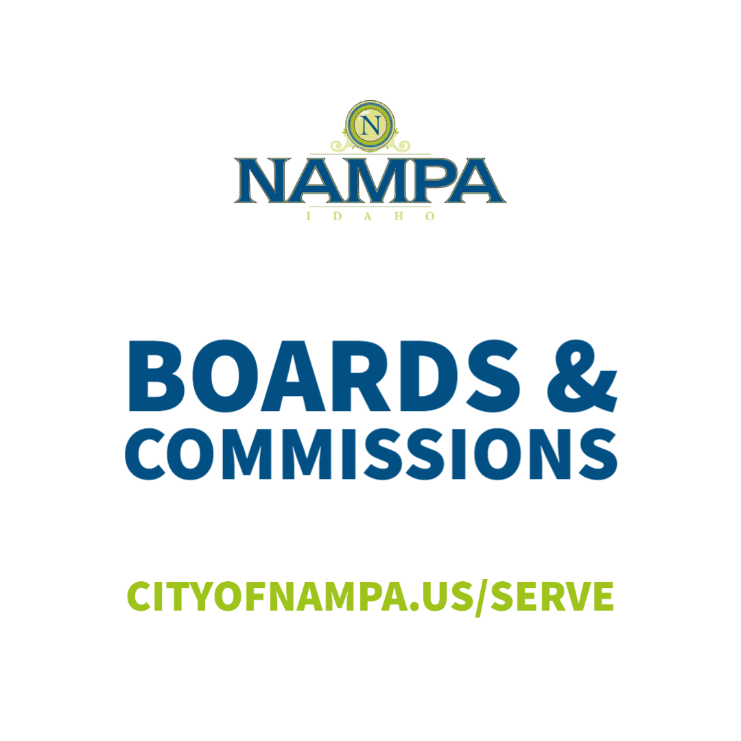 City of Nampa Boards & Commissions