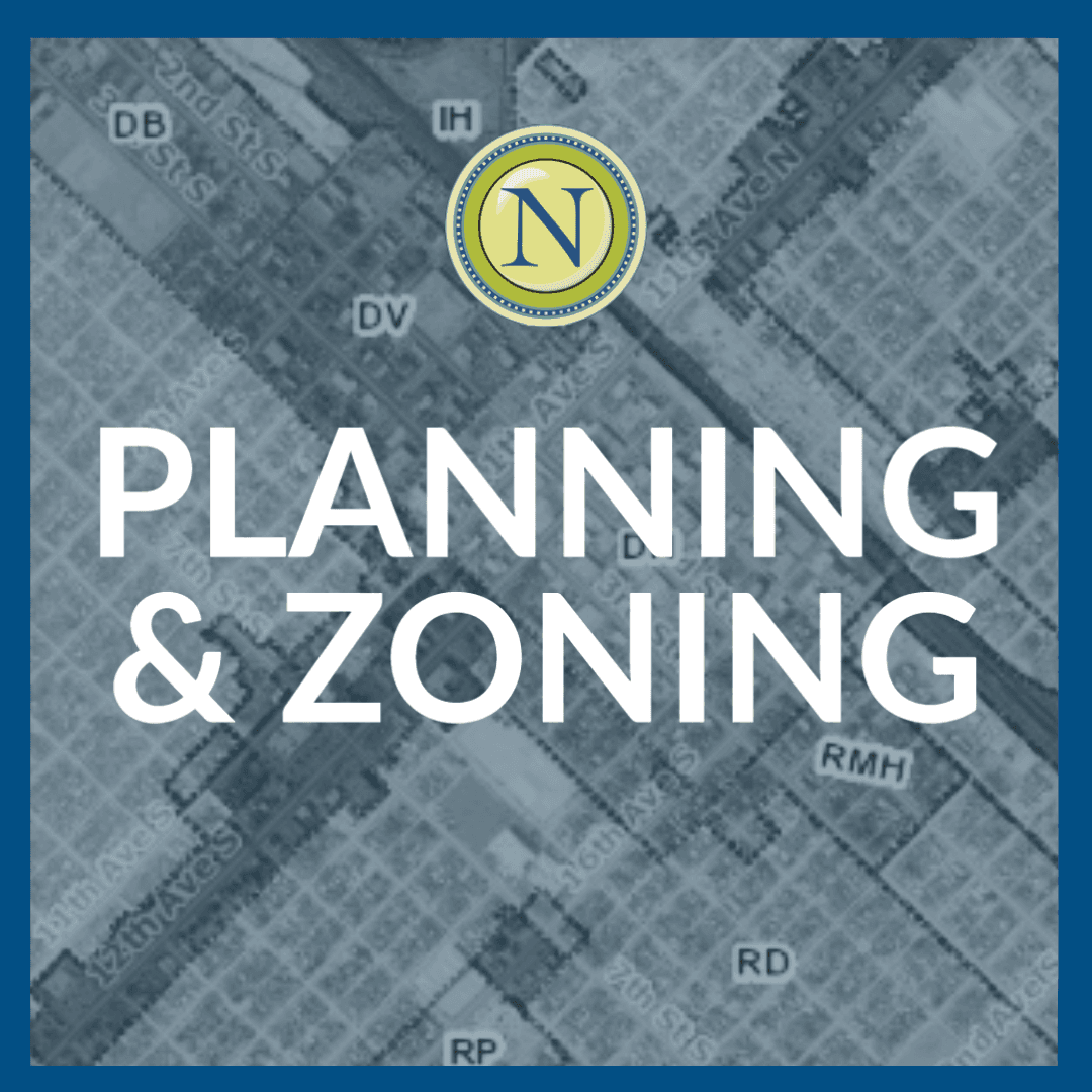 Planning & Zoning Press Release