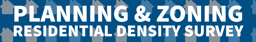 planning and zoning residential survey link