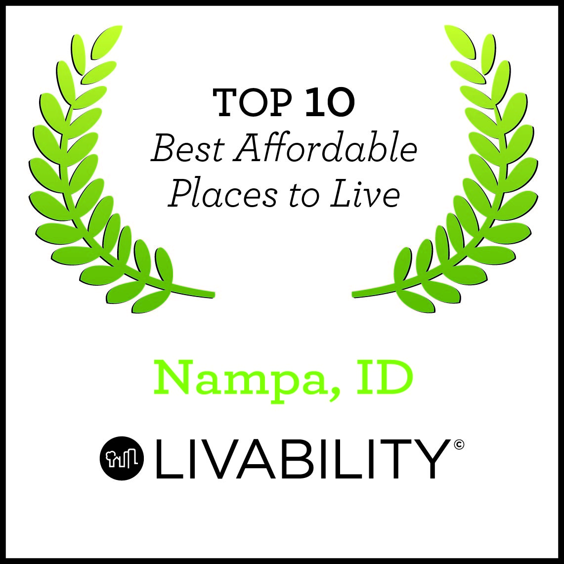 livability badge
