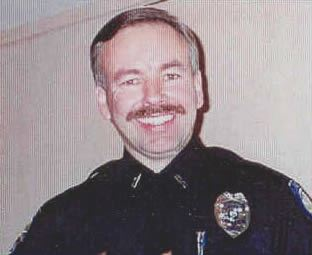 Reserve Officer Mark Hupe