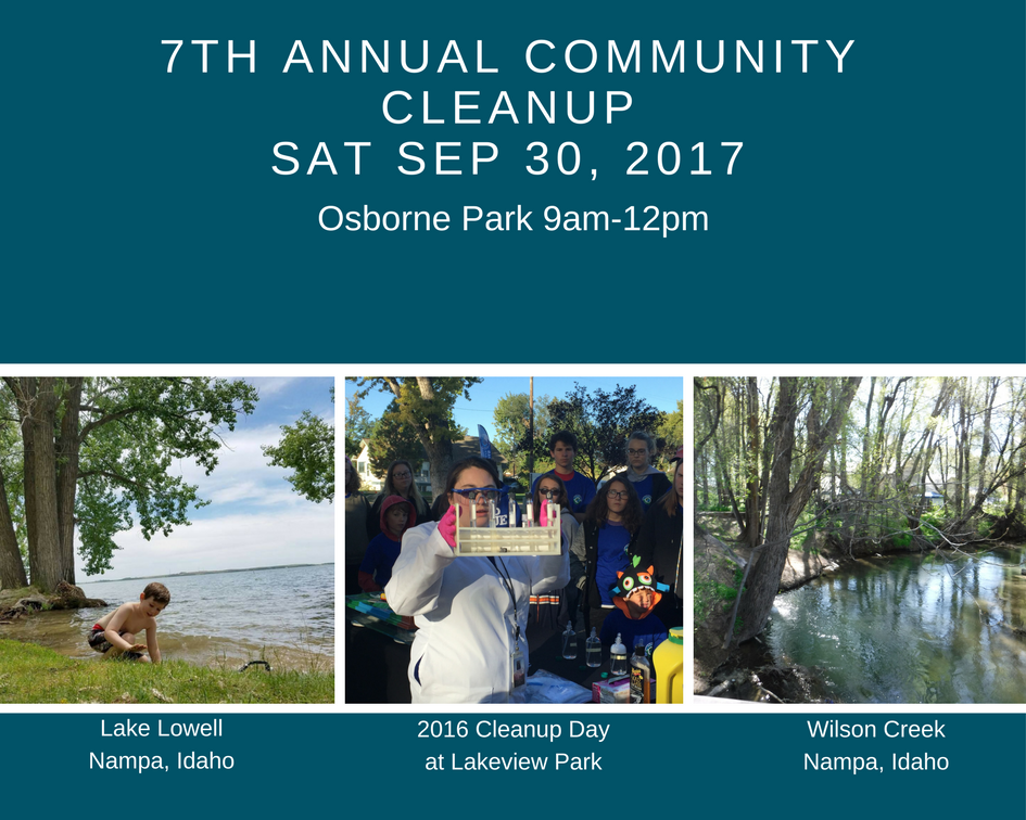 7th Annual Community cleanup