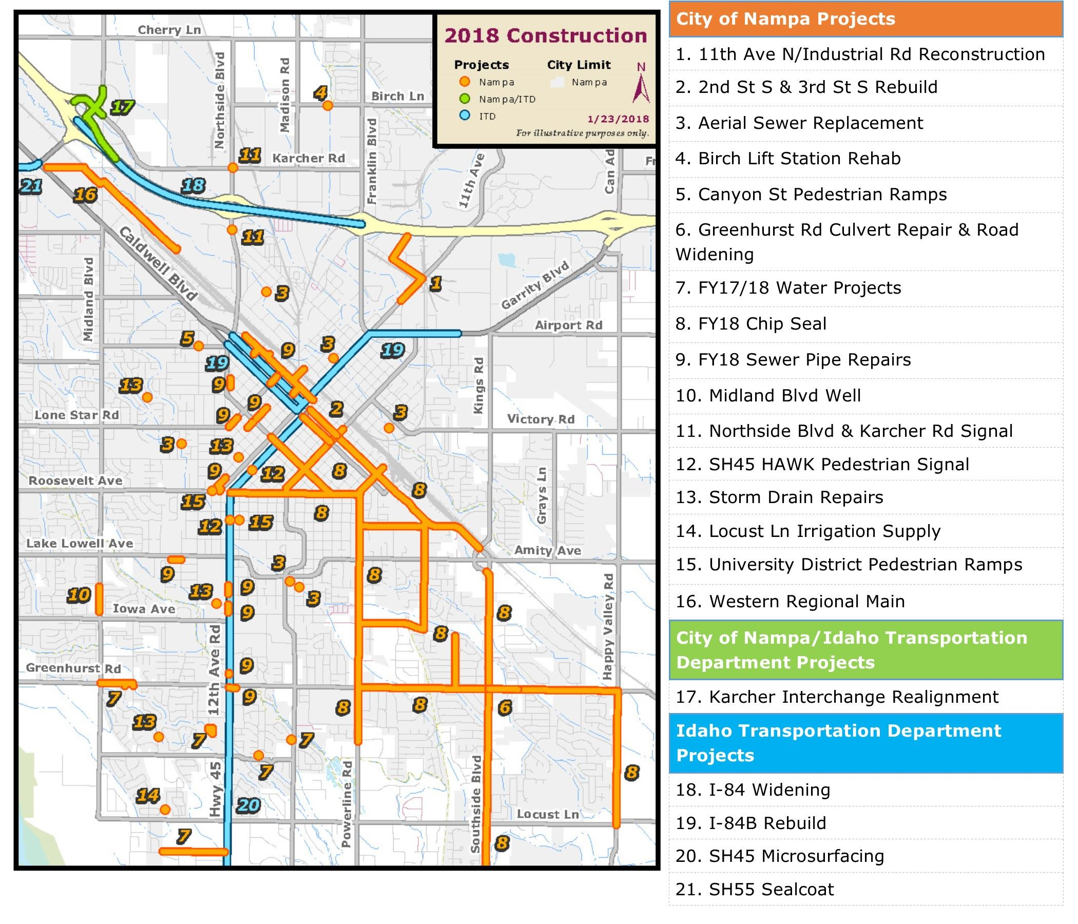 Nampa Id Map 15 13 Doctoro Co