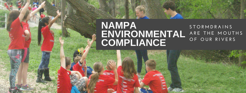 Nampa Environmental Compliance banner