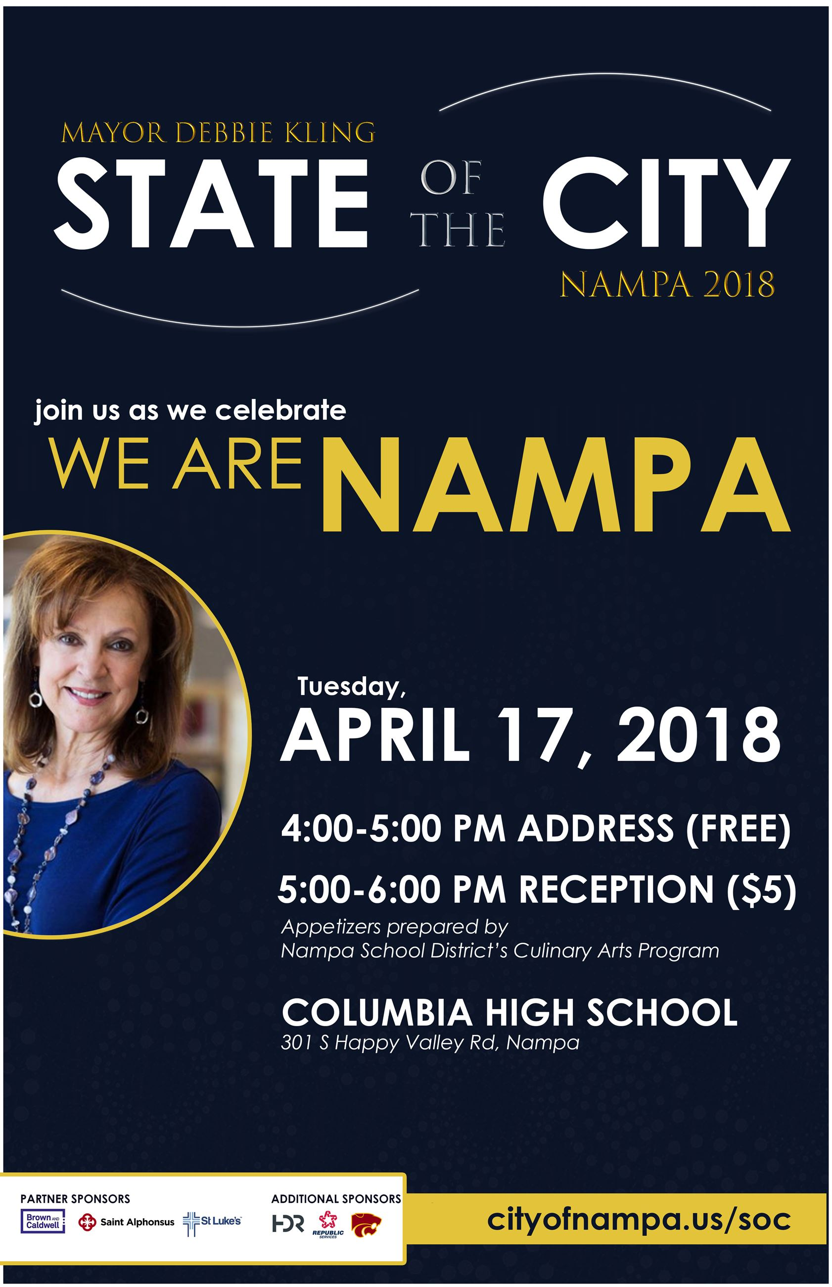 Nampa&#39s State of the City 2018