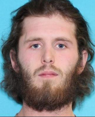 Photo of person arrested for the robberies, Austin Durham.