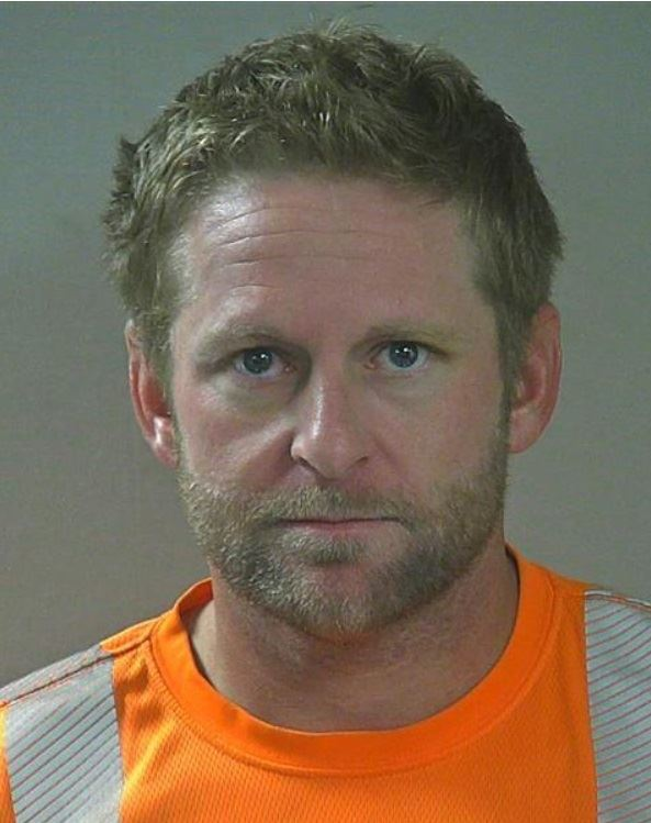 Jail photo of Joshua Hays