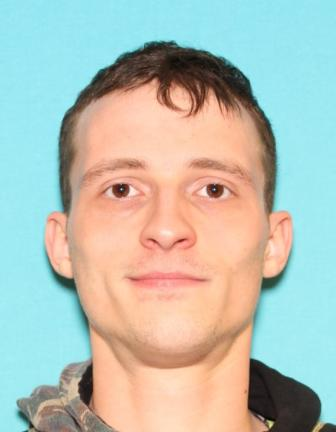 Photo of suspect, Seth Anderson.