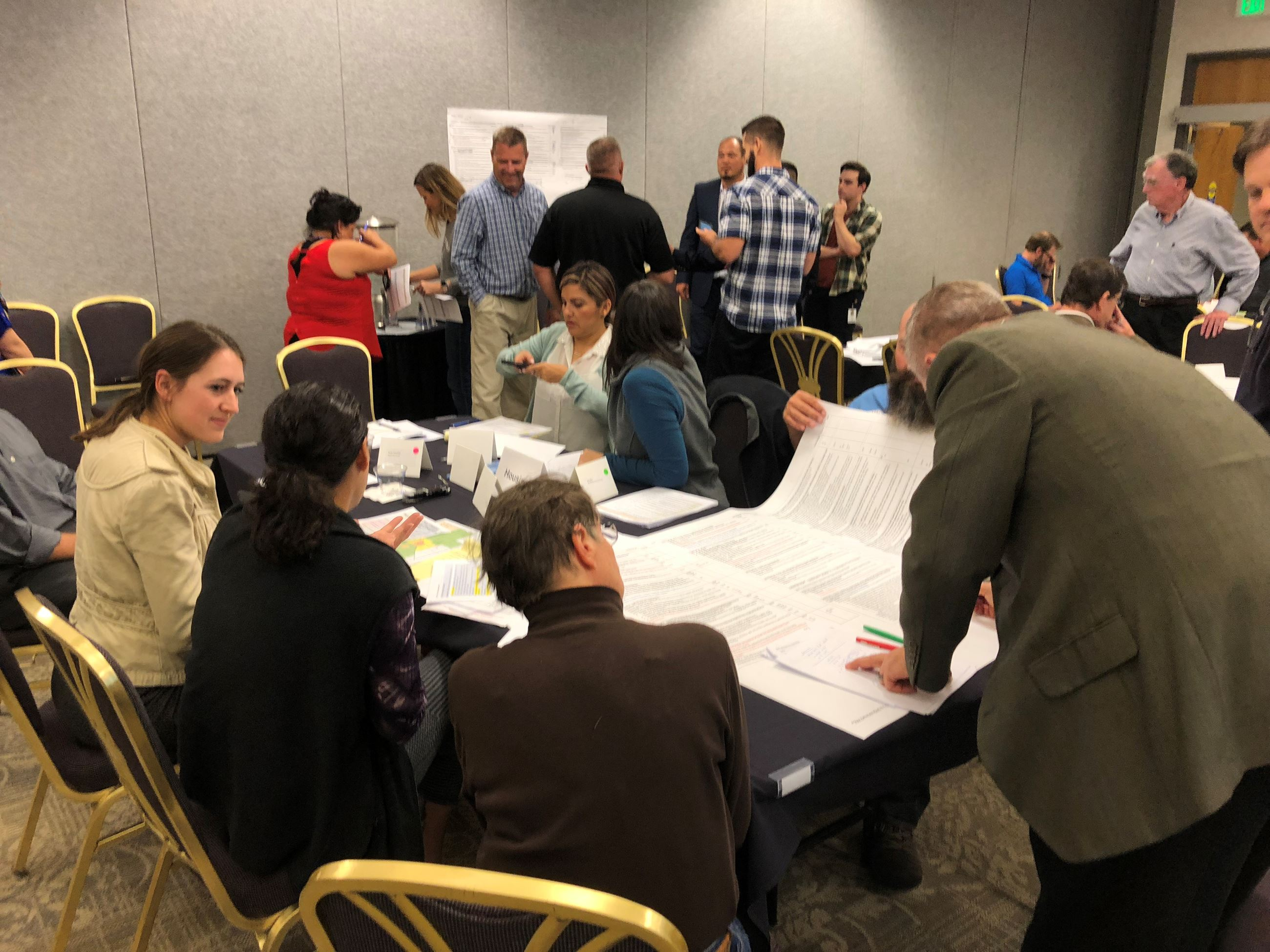 Comprehensive Plan Advisory Committee October 2018