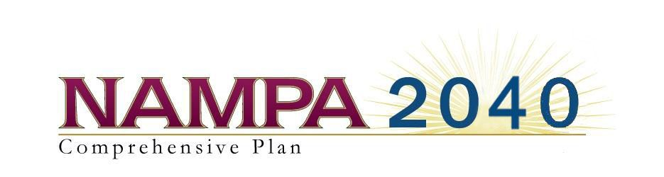 comprehensive plan 2040 Logo