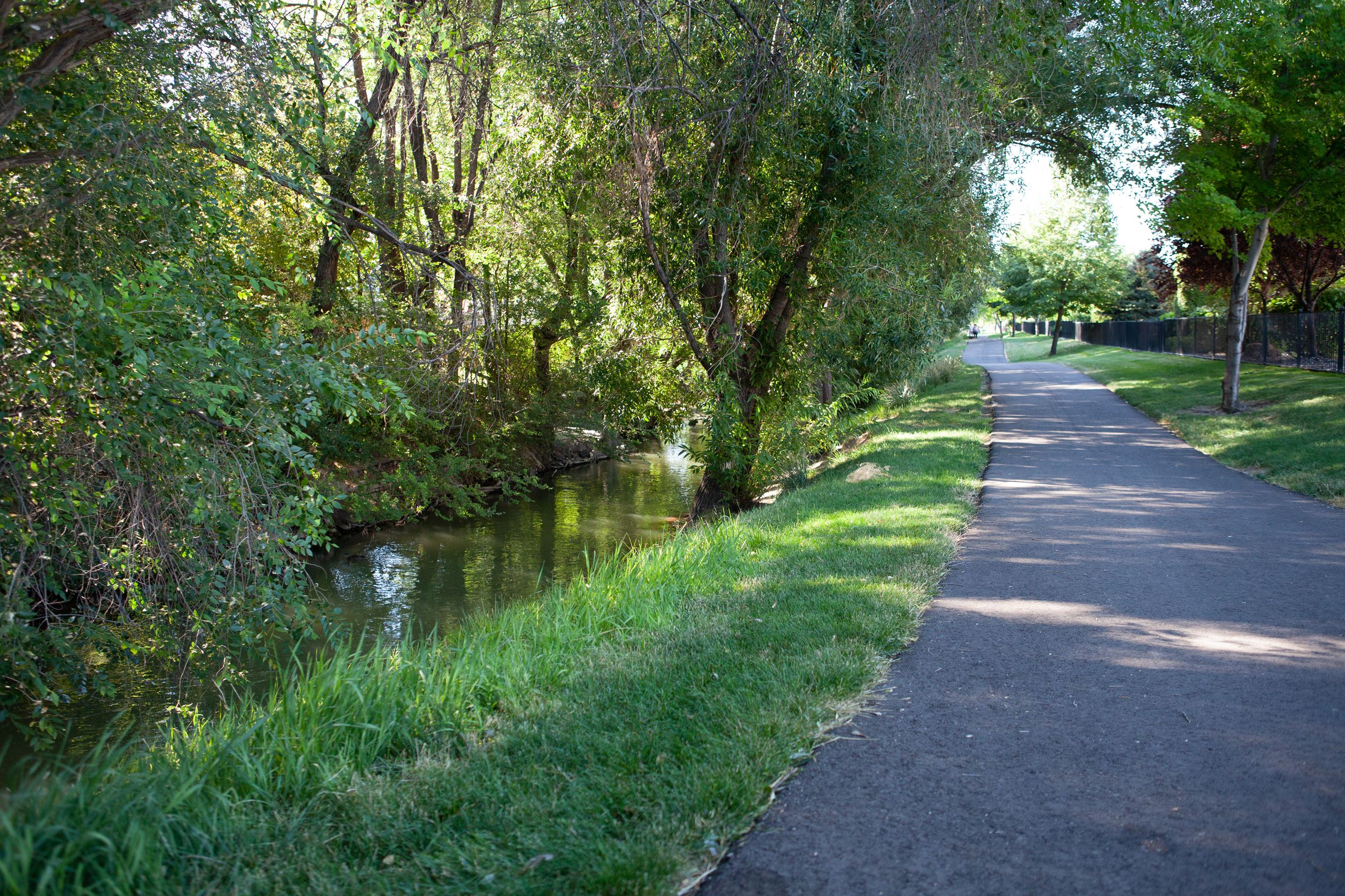 Pathway in Nampa