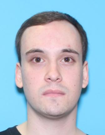 Photo of suspect Grant Stevenson driver's license.