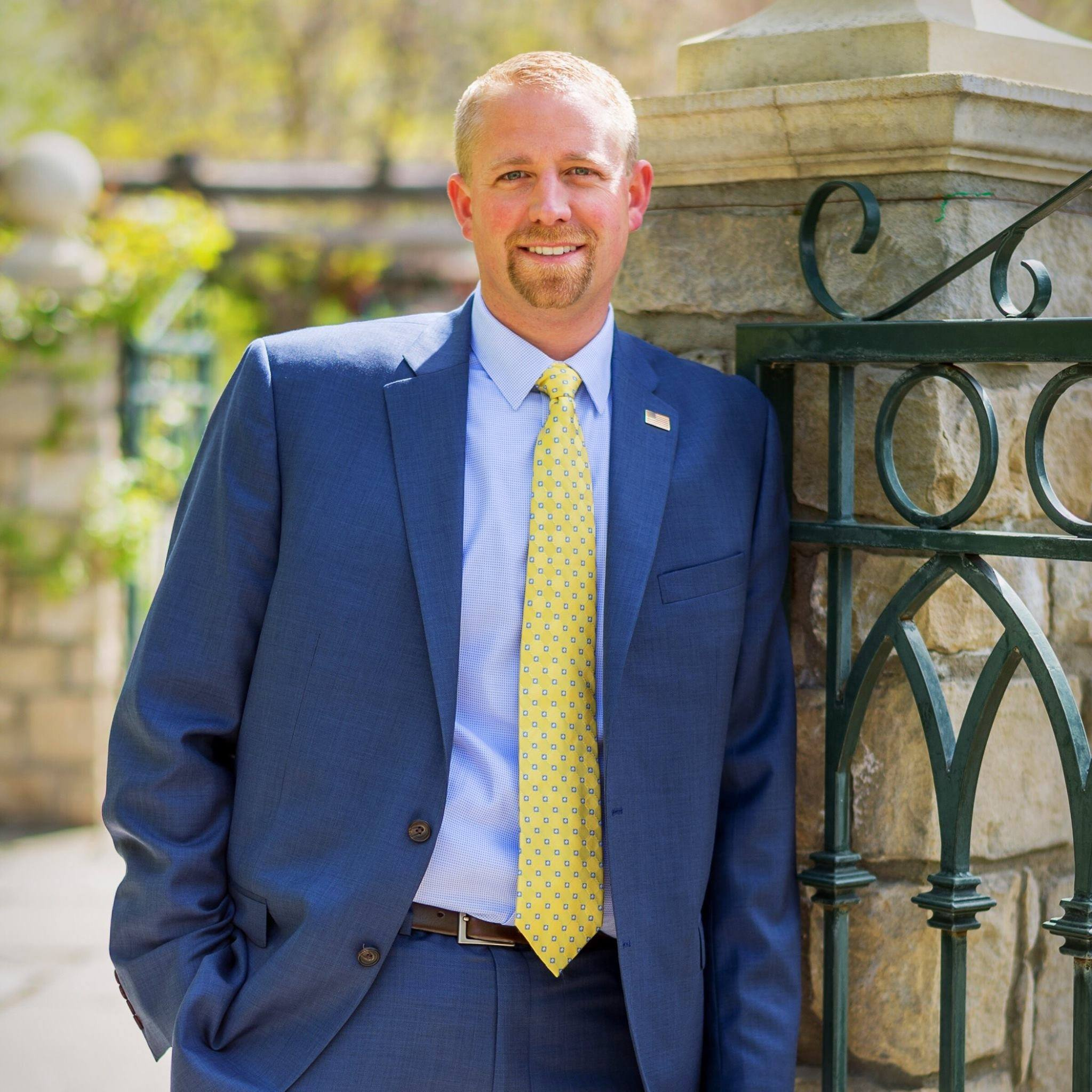 Clay Long, City of Nampa Chief of Staff