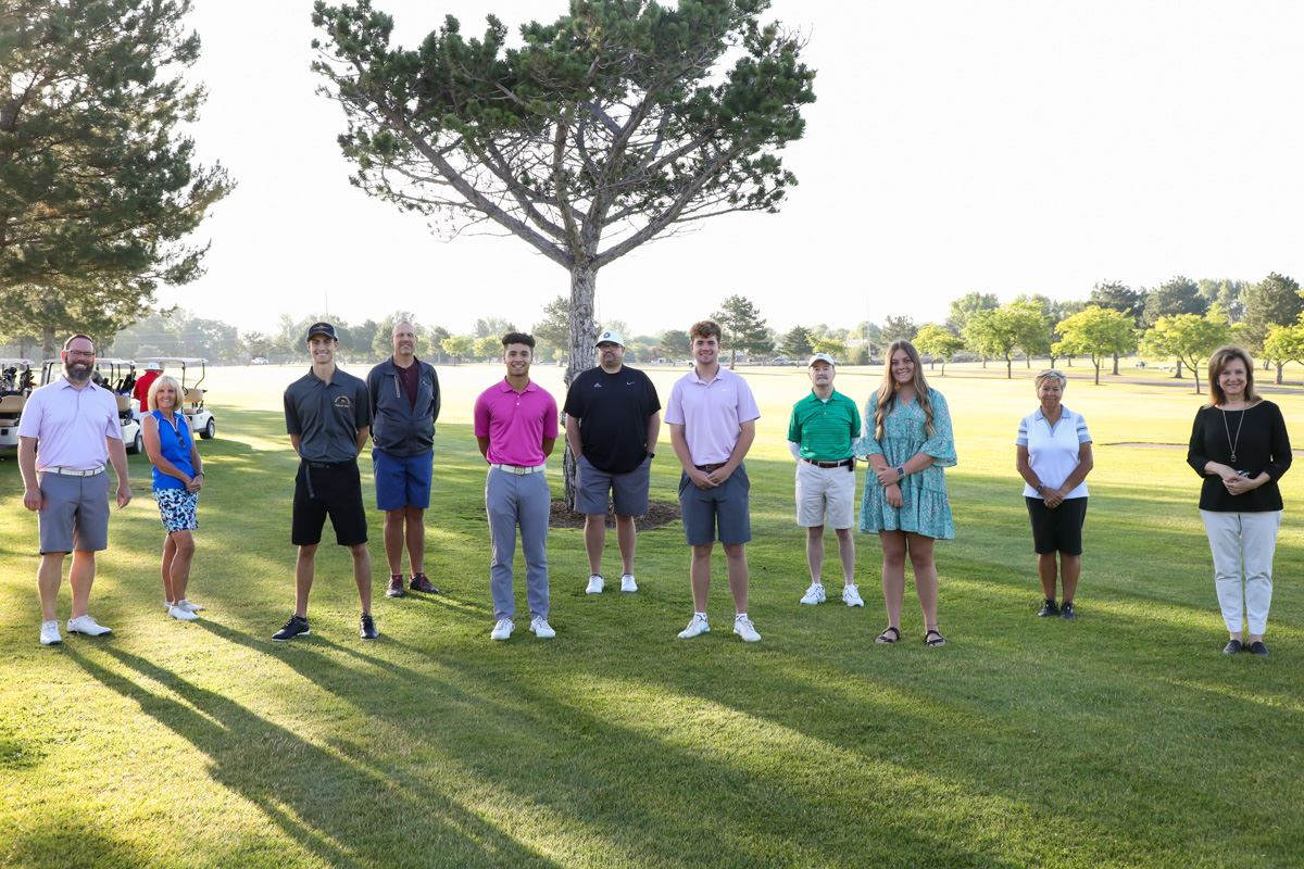 Golf Scholarship Recipients Commission 2020