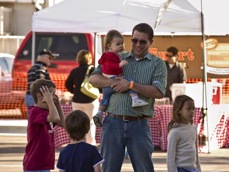 Nampa Foodtruck Rally Summer 2012