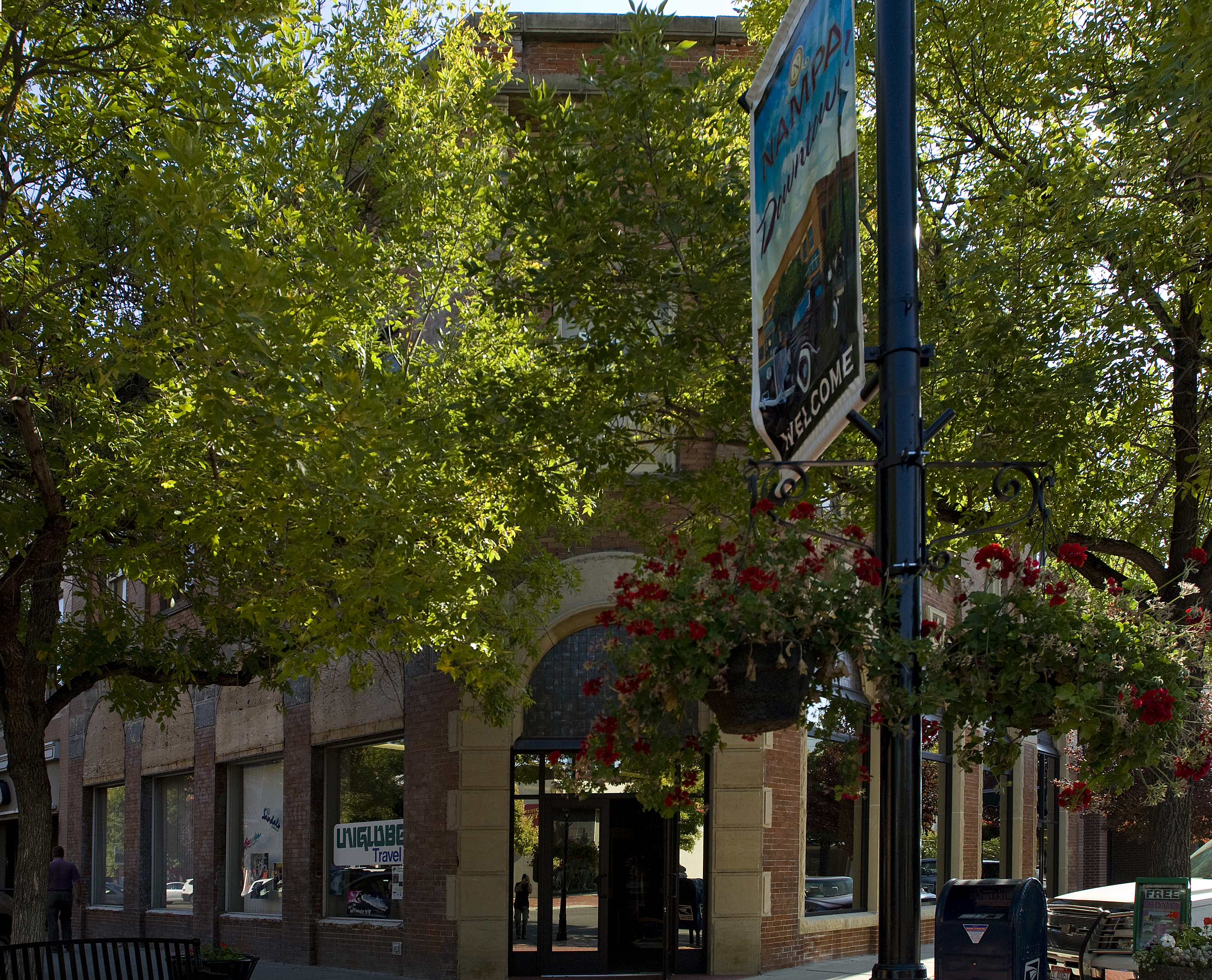 Downtown Nampa Bank Building